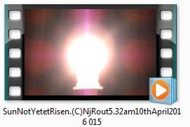 SunsinTheKitchen.SunNotYetetRisen.(C)NjRout5.32am10thApril2016 015.LightBulb.