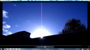 Antennae&CameraBearingCableofTheRisingSun.TheSun.(C)NjRout8.27am11thMay2016 020