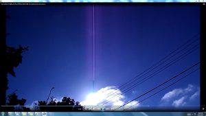 YehovahYOURSupremeGodisaSun_SunriseMarch(C)NjRout1_27pm7thMarch2014-006-SunCablesAntennaeCameras