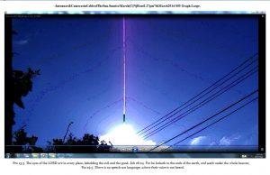 Antennae&CamerasinCableofTheSun.SunriseMarch(C)NjRout1.27pm7thMarch2014 005 Graph.Large.