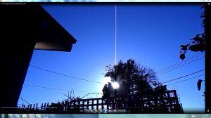 Antennae&CamerasinCableofTheSun.TheSun(C)NjRout10.27am24thApril2016 001