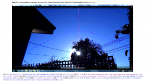 RadioWavesSurrounding&Antennae&CamerasinCableofTheSun.TheSun(C)NjRout10.27am24thApril2016 001 Graph.Large.