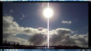 Sun&Shield.BiblePsalm84.11TheGiantWhiteLineatBondiBeach.BondiBeach(C)NjRout3.46pm24thNov2013 142