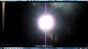 Antennae&CamerasinCableofTheSun.SunEve(C)NjRout7.30pm31stJan2013 013 Cable.SunSpraying.Coins.