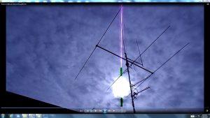 Antennae&CamerasinGiganticCablesoftheSun.3.TheSun.(C)NjRout12.40pm17thAug2016 021