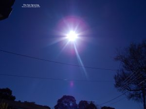 TheSun.(C)NjRout15thAug2016 033 SunSpraying.
