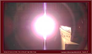 antennaecamerasincablesabovebeneathlightwithinalamp-snapshot_59